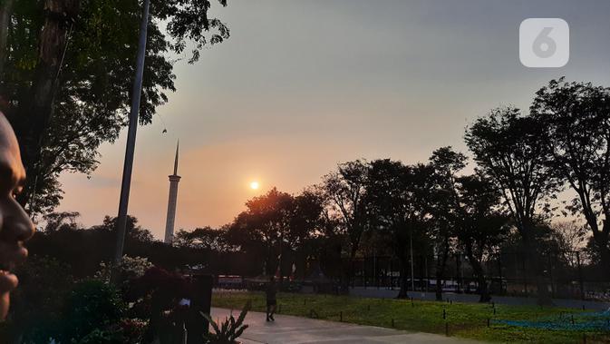 Hasil foto dengan Galaxy A50s (Liputan6.com/ Agustin Setyo W)