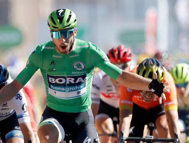 Peter Sagan Juarai Etape V Tour de France