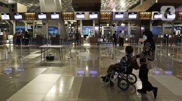Februari 2020, 735 Pesawat Batal Terbang dari Bandara Soetta