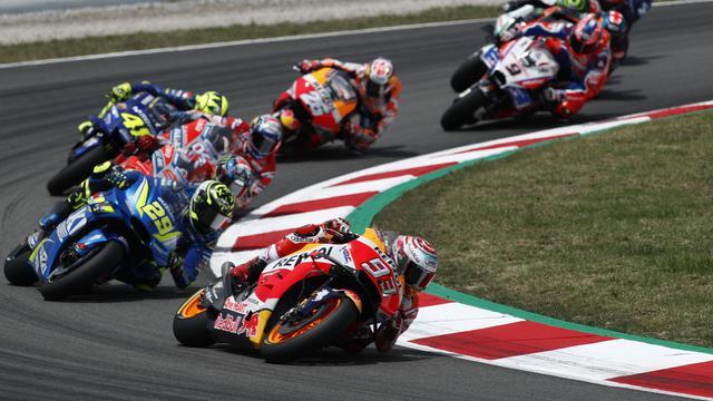 MotoGP Catalunya, Jorge Lorenzo, Valentino Rossi