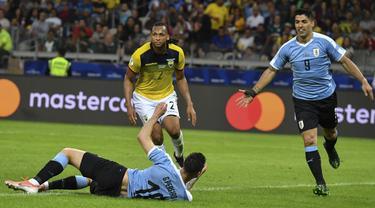 Copa America 2019, Uruguay Vs Ekuador