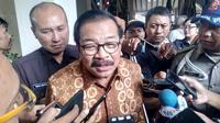 Soekarwo, Gubernur Jawa Timur (Liputan6.com/Zainul Arifin)