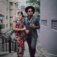 Ringgo Agus Rahman dan Sabai Morscheck liburan di Hong Kong. (dok. Instagram @ringgoagus/https://www.instagram.com/p/BpTIL71gRgk/?utm_source=ig_web_copy_link/Asnida Riani)