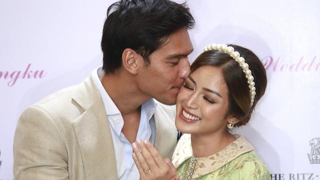 [Fimela] Jessica Iskandar dan Richard Kyle