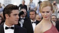 Zac Efron dan Nicole Kidman (Hitfix.com)