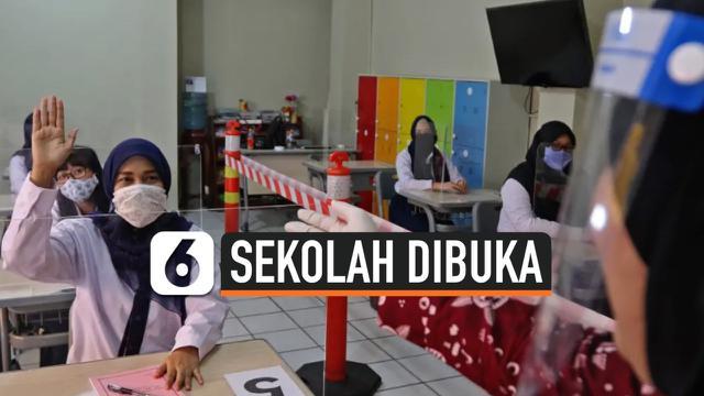 Berita Sekolah Dibuka Hari Ini - Kabar Terbaru Terkini | Liputan6.com