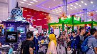 Majapahit International Travel Fair (MITF)/majapahittravelfair.com.