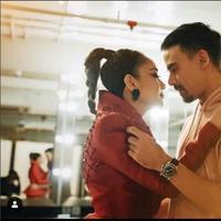 Pasangan Bunga Citra Lestari dan Ashraf Sinclair. (dok.Instagram @ashrafsinclair/https://www.instagram.com/p/BwhvpIpgc2B/Henry)
