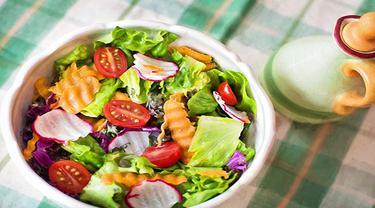 Ilustras salad