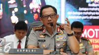 Kapolri Jenderal Tito Karnavian. (Liputan6.com/Helmi Fithriansyah)