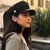 Pevita Pearce di Maroko. (Instagram/pevpearce)