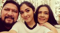 Naysila, Lydia Kandou dan Jamal Mirdad (Instagram)