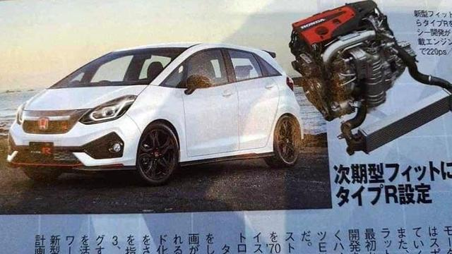 Berikut gambar mobil honda jazz terbaru apakah akan seperti ini yang akan masuk ke indonesia