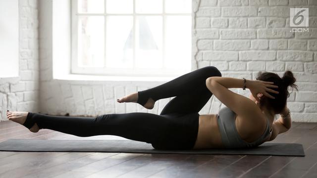 9 Cara Menghilangkan Lemak Di Perut Sehingga Terlihat Kencang Health Liputan6 Com