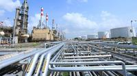 Pertamina Refinery Unit (RU) IV Cilacap menargetkan uji coba produksi Green Diesel pada akhir November 2020. (Dok Pertamina)