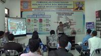 Pembuatan SIM (Liputan6.com/ Dian Kurniawan)