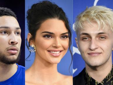 Sepertinya Kendall Jenner nggak membutuhkan waktu lama untuk menyembuhkan luka di hati dari Ben Simmons. (Bossip)