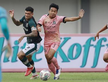 Foto: Persikabo 1973 dan Madura United Harus Puas Berbagi Angka di BRI Liga 1 2021 / 2022