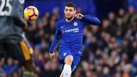 Pemain Chelsea, Mateo Kovavic. (AFP)