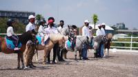 Equinara Pulomas Open 2020 Hadirkan Kompetisi Kuda Poni