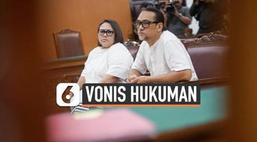Komedian Nunung dan suami terjerat kasus narkoba, dan pengadilan negeri memvonis hukuman penjara selama 1 tahun 6 bulan kepada keduanya. Mereka juga akan menjalani proses rehabilitasi di Rumah Sakit Ketergantungan Obat, Cibubur, Jakarta Timur.