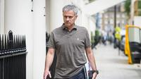 Manajer asal Portugal, Jose Mourinho. (AFP/Leon Neal)