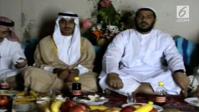 Garis kepemimpinan Al Qaeda kini diteruskan oleh putra bungsunya ini.