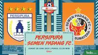 Shopee Liga 1 - Persipura Jayapura Vs Semen Padang FC (Bola.com/Adreanus Titus)