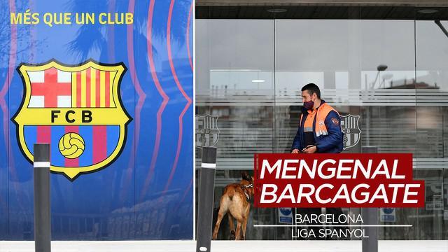 Berita Video Mengenal Barcagate, Kejahatan Sepak Bola yang Dilakukan Barcelona