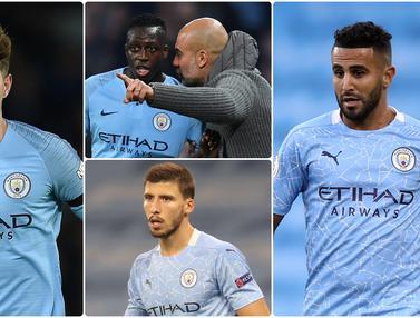 7 Pembelian Termahal Pep Guardiola di Manchester City