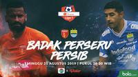 Shopee Liga 1 - Badak Lampung FC Vs Persib Bandung - Head to Head (Bola.com/Adreanus Titus)