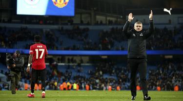 Kalahkan Manchester City di Etihad, MU Gagal ke Final Piala Liga Inggris
