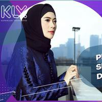 Cerita Perjalanan spiritual Indah Dewi Pertiwi Selama di Palestina