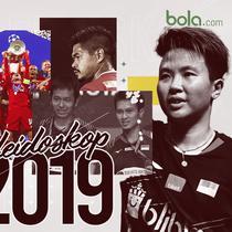 Kaleidoskop 2019. (Bola.com/Dody Iryawan)