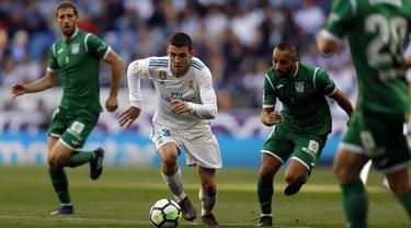Real Madrid, La Liga, Leganes