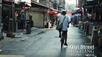 Perkampungan Muslim Qiyi Street di Wuhan. (dok. tangkapan layar video Youtube Muhammad Hanif Hasballah/Tri Ayu Lutfiani)