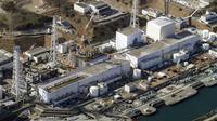 Pembangkit Listrik Tenaga Nuklir Fukushima (AP)