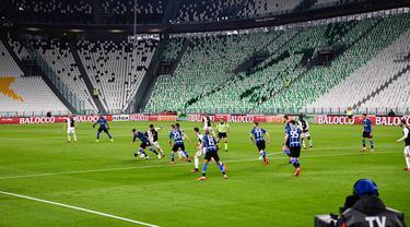 Sepinya Duel Juventus vs Inter Milan di Tengah Ancaman Virus Corona