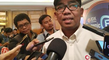 Direktur Utama PT Indonesia Asahan Aluminium (Inalum) Orias Petrus Moedak