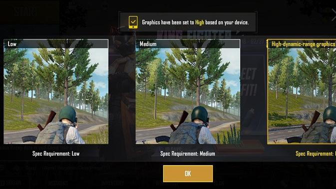 Menjajal Realme C3 untuk bermain PUBG Mobile (Liputan6.com/Agustinus M.Damar)