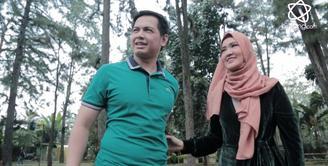 Lisya Nurrahmi bersyukur bisa menjadi istri Tommy Kurniawan.