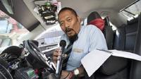 Riadi Subagya adalah seorang pria asal Indonesia yang berprofesi sebagai sopir taksi di Selandia Baru (MONIQUE FORD)