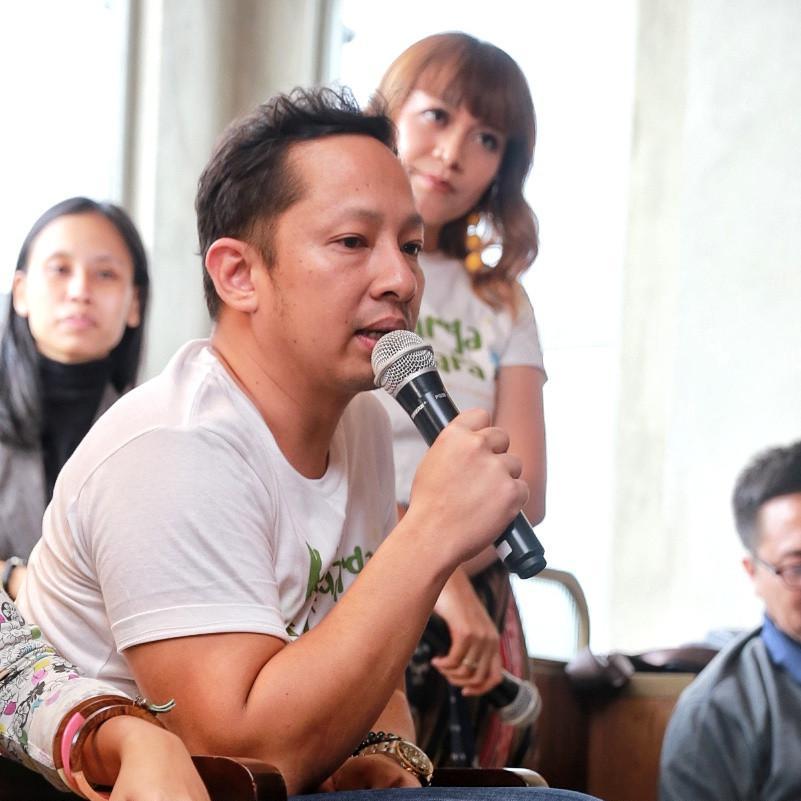Ringgo Agus Rahman (Adrian Putra/Bintang.com)