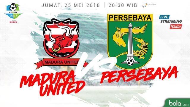 Prediksi Madura United Vs Persebaya Waktunya Bangkit Dan Balas Dendam Indonesia Bola Com