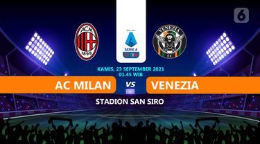 Prediksi Milan vs Venezia