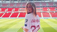 Margarida Corceiro, pacar pemain Portugal Joao Felix (Instagram)