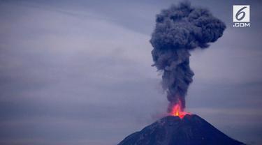 Tahun 2017 juga banyak diwarnai dengan bencana alam yang terjadi di berbagai pelosok Nusantara.