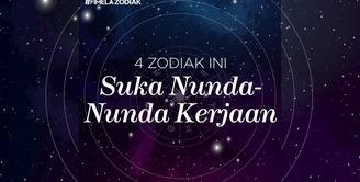 4 Zodiak Paling Suka Menunda Pekerjaan