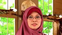 Ninih Muthmainnah alias Teh Ninih. (Foto: YouTube Tasdiqia Channel)