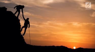Mendaki dan Pendaki